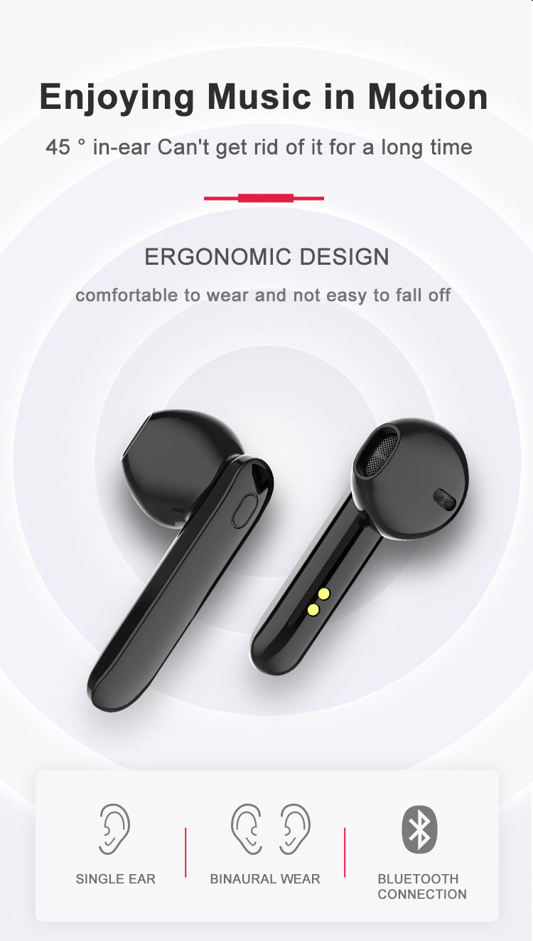 P25 Bluetooth 5.0 Headphones Wireless Earphones 6D Stereo TWS Earphone PK Freebuds Touch Control Headsets LED Display For HUAWEI 2