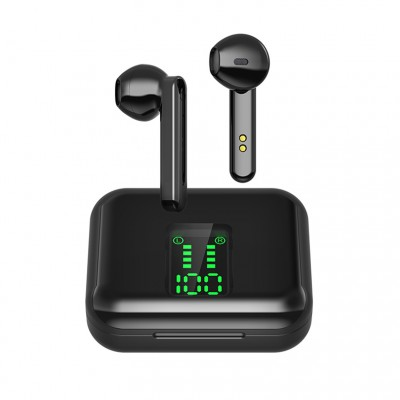 Bluetooth Wireless Headphones Touch Control LED Display Bluetooth 5.0 Gaming Headset Sports Waterproof Earphones