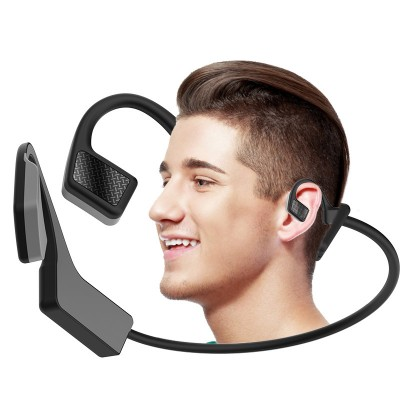 New Bluetooth Headphones Bone Conduction Earphone Outdoor Sport Headset Earhook Wireless Bluetooth Earphones Waterproof Earbuds