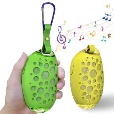Mini Mango Wireless Bluetooth Speaker MG X1 Outdoor Stereo Speaker With Mic Hook Portable IP54 Waterproof Support Handsfree Call