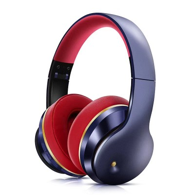 Newest ANC Bluetooth Headset Active Noise Cancelling Bluetooth Headphones Over Ear Stereo Bass Foldable Headphones With Mic