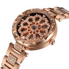 Wlisth 2020 New Women Watches Top Brand Luxury Diamonds Crystal Quartz Wristwatch Ladies Business Clock Stainless Steel Hodinky