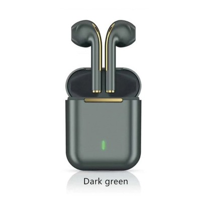 J18 TWS Bluetooth 5.0 Earphone Wireless Headphone 1:1 PK Air 2 with Pop-up Window HD Call HIFI Earpiece For Huawei Xiaomi IPhone