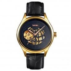 Mature men's business automatic mechanical watch