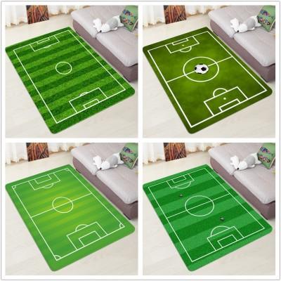 Kids Play mat Carpet,Kids Carpet,Kids Anti Slip Rug,Football Field Carpet,Kids Sports Carpet,Bedroom Home Decoration Carpet,Kid Play Living Room Carpet,Football Stadium