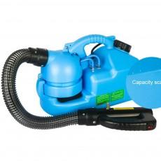 Sunda 7L Electric Sprayer ULV Portable Fogger Machine Disinfection for Hospitals Home Garden Ultra Capacity Spray Machine 31.5inch Long Tube
