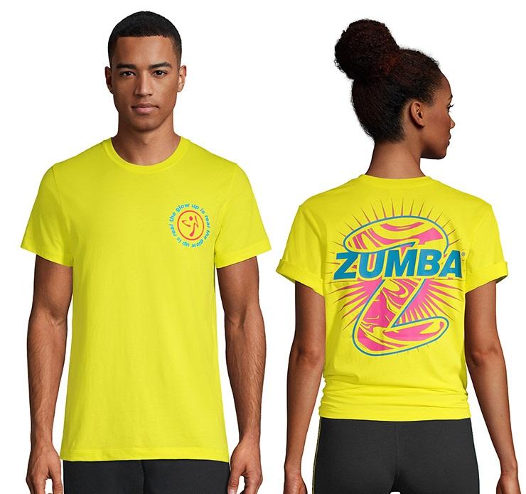 Zumba Love  zumba-tarot-cards-tee z3t00305 0