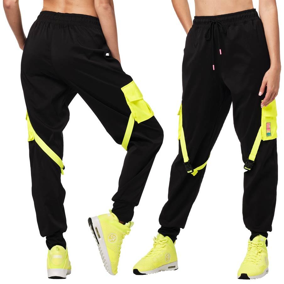 Women dancing wear zumbafitness clothes Zumba glow ankle  z1b00264 0