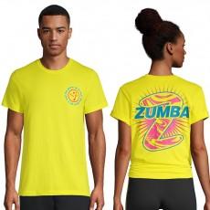 Zumba Love  zumba-tarot-cards-tee z3t00305