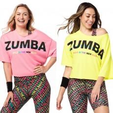 Zumba Love  zumba-tarot-cards-tee z3t00347