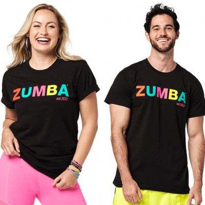 Zumba Love  zumba-tarot-cards-tee z3t00336