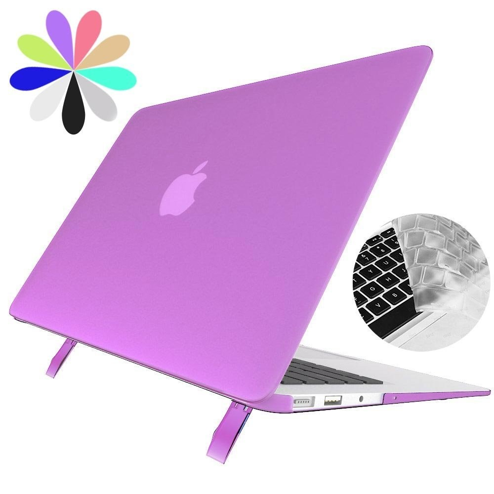 MacBook Pro 13 Case with Foldable Kickstand and Retina Display for Model A1425/A1502, MacBook Pro 13 2017 & 2016 Case
