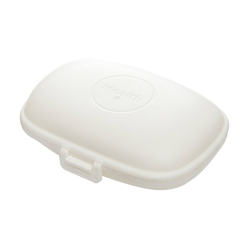 Outdoor Waterproof Pill Box for weekly or Travel Use, Ideal for Medication, Vitamin, Supplement