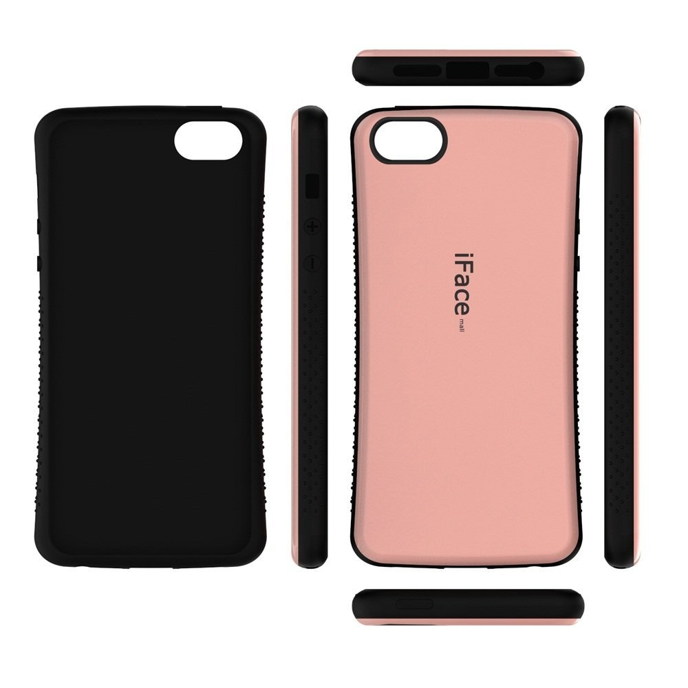 Anti-slip iPhone 5 Case, Anti-Drop iPhone 5S Case,Shockproof Heavy Duty Cover Case for iPhone 5/5S/5SE