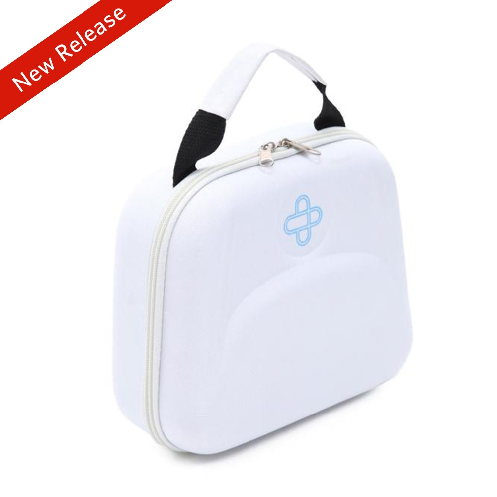 Portable Empty First Aid Bag, Roomy Medical Emergency Survival Pouch for Home,Travel,Outdoor
