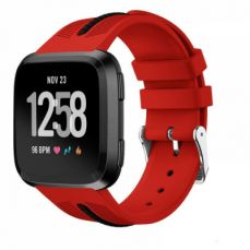 Adjustable Fitbit Versa Band, Unisex Sport Strap Replacement Wristband for Fitbit Versa Fitness Smart Watch