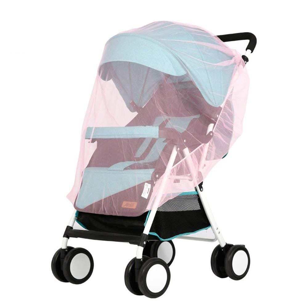 Portable & Durable Baby Mosquito Net, Breathable Baby Insect Netting for Stroller, Car Seat, Bassinet, Playpens