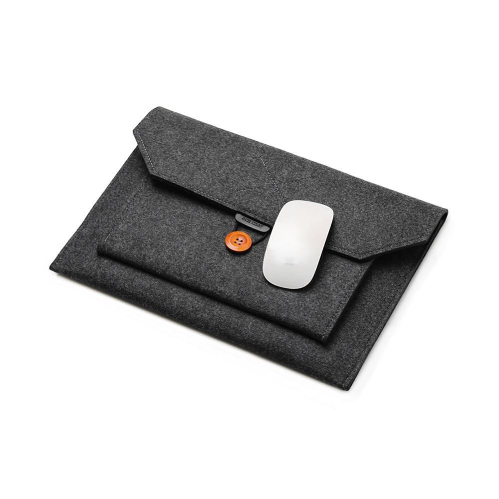 Fashionable Briefcase 13-15 inch Laptop Accessories Laptop Case Cover, Durable Clutch Handbag fits for Macbook Pro 13.3'' Apple Air 13''
