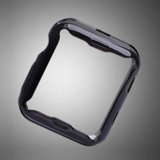 Superior Flexible TPU Protective Case Compatible with Apple iWatch Anti-impact Anti-Scratch Soft Cover for Apple iWatch