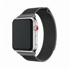 Replacement Watch Strap Compatible with Apple iWatch 38mm, 42mm, Stainless Steel Wristband with Magnetic Clasp for Apple iWatch
