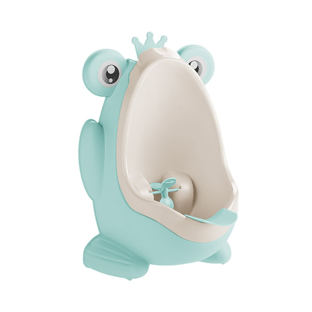 2 in 1 Unique Frog Toilet Trainer Boys Toilet Triaining Standup Potty Boys Mini Hanging Closestool Potty Training