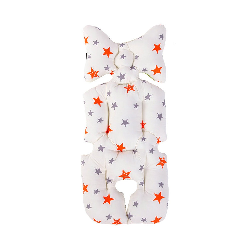 Baby Carriages Cotton Cushion, Baby Stroller Soft Pad Universal Baby Stroller Comfortable Protector Mat, Stroller Accessories Sleeping Cotton Mat
