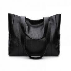 Durable Soft Elegant Women's Shoulder Bag, Large Capacity Sleek Women's Briefcase Handbag for Shipping, Outdoors, Traveling