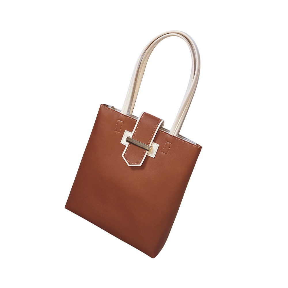 Women's Shoulder Bag - Simply Unique Elegant Women's Briefcase, Stylish Durable Crossbody Bag for Shipping, Outdoors, Traveling