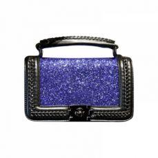 Luxurious Shining Women's Shoulder Bag for Dating & Party, Elegant Bling Handbag with Removable Shoulder Strap Crossbody Bag