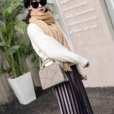 Women's Briefcase - Premium Luxurious Stitching All-matching Handbag Shoulder Bag with Adjustable Shoulder Strap for Women, Superior Crossbody Bag