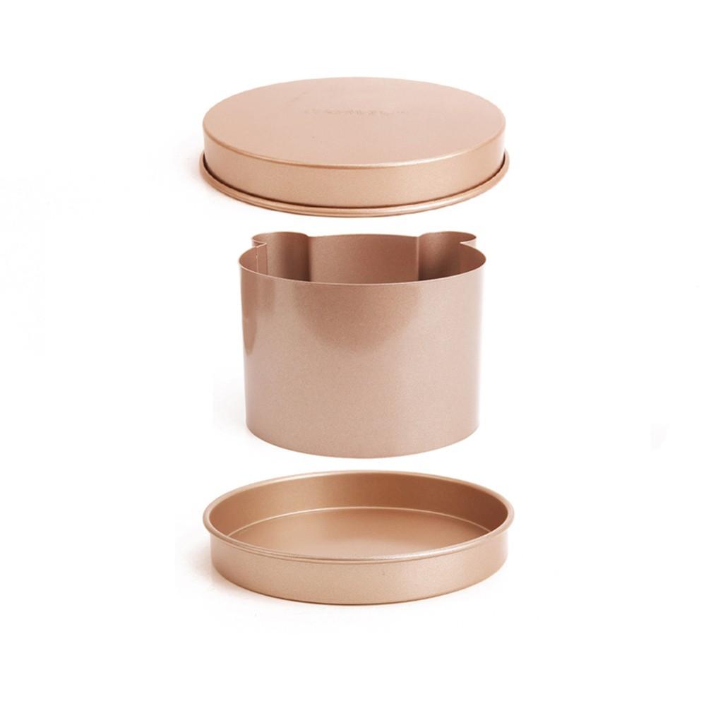 Bear Shape Nonstick Bakeware Set 3 Pieces, Superior Food Grade Carbon Steel Kitchen Baking Pans, Household Essential Dishwasher Safe