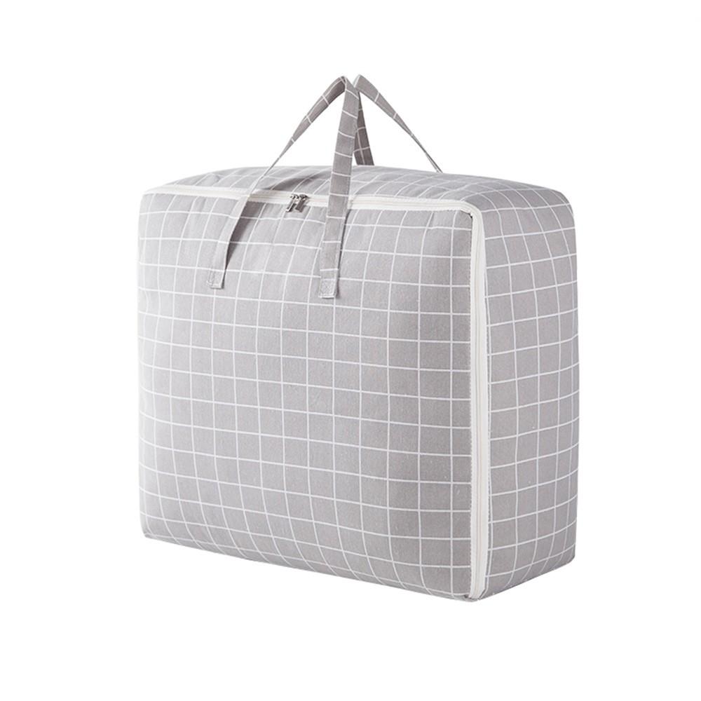 Universal Heavy Duty Storage Bag Collapsible Garment, Blanket Closet Organizer Bag, Travel Holder Space Saving Container