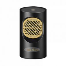 Fan Heater for Office Bedroom, Mini Furnace Portable Electric Space Heater Air Radiator Warmer 300W-400W