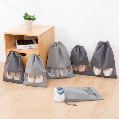 Shoes Organizer Sneakers Cover, Anti-dust Waterproof Sneakers Cover Durable Portable Breathable Hanging Shoes Organizer